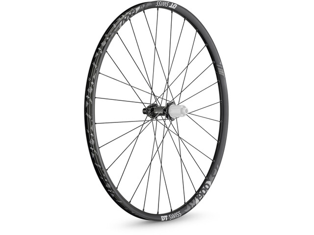 "DT Swiss M 1900 Spline Achterwiel 29"" Disc CL 148/12mm Thru-Axle 12-speed 30mm MicroSpline, black"